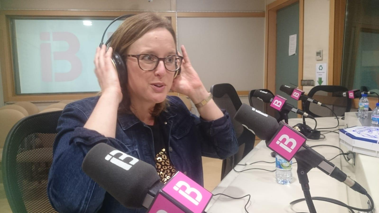 La estratega de personas, en IB3 Ràdio